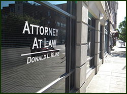 donald kline law offices